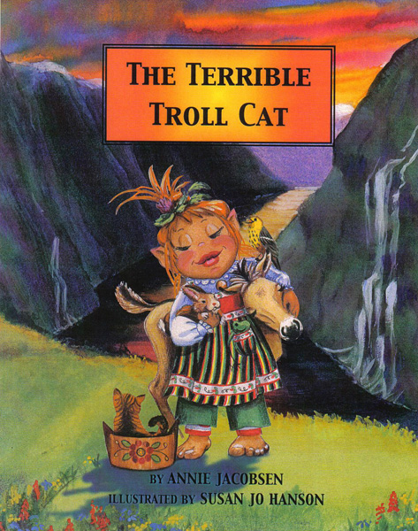 The Terrible Troll Cat